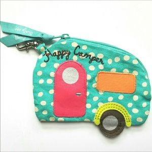 Thirty One Happy Camper Icon Coin Purse